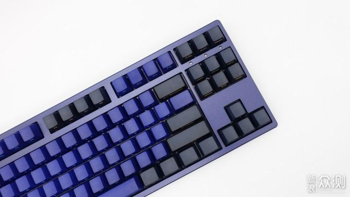 海天一线,妙不可言——艾酷地平线机械键盘_新浪众测