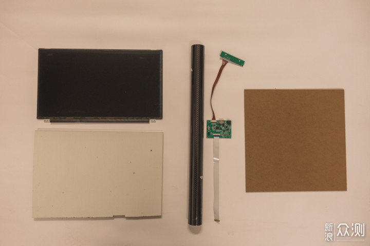 """显示器 DIY:笔记本屏幕""""废物利用""""_新浪众测"""