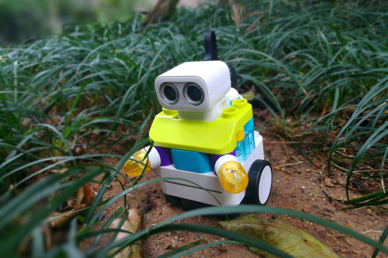 启蒙编程、开启智慧——NOOVA编程机器人体验