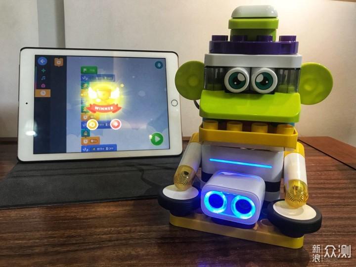 Hi, 我是Noova-小朋友的第一台编程启蒙机器人_新浪众测