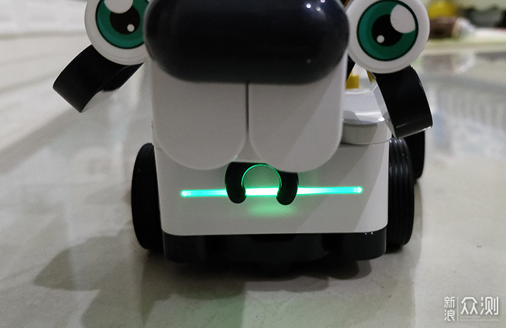 葡萄编程机器人让你的积木从此有了灵魂_新浪众测