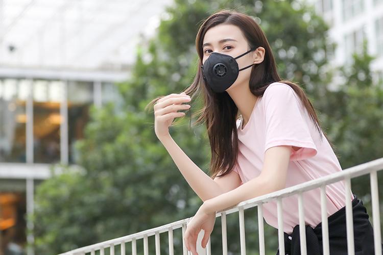 【轻体验】LIFAair防雾霾口罩免费试用,评测