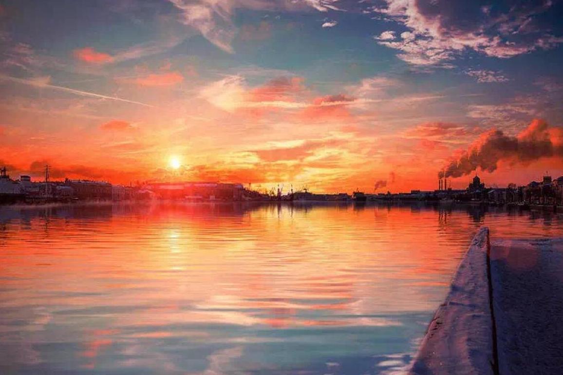 拍风景,天空不美怎么办?教你手机一键换天!
