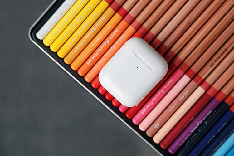 AirPods 2代配无线充电盒免费试用,评测