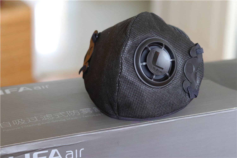 """丢掉这个""""三级盔?#34180;狶IFAair防霾口罩体验"""