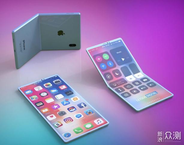 在三星华为之后,苹果也会推出折叠屏手机吗?_新浪众测
