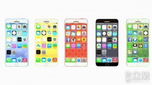 苹果降价用户还不买账,真要出iPhone 8c吗?_新浪众测