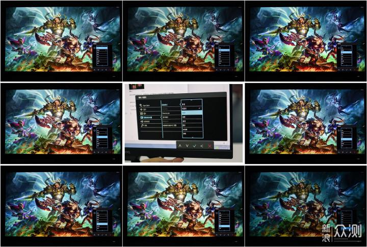 入门级办公显示器--明基BL2480T护眼显示器_新浪众测