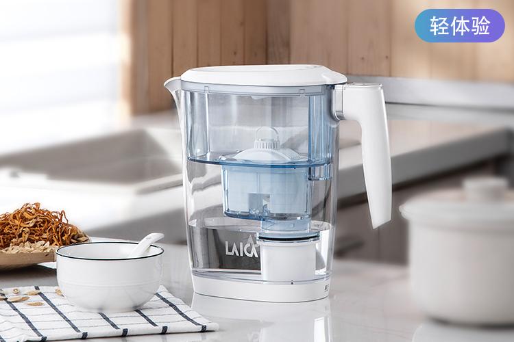【轻体验】莱卡直饮净水壶免费试用,评测