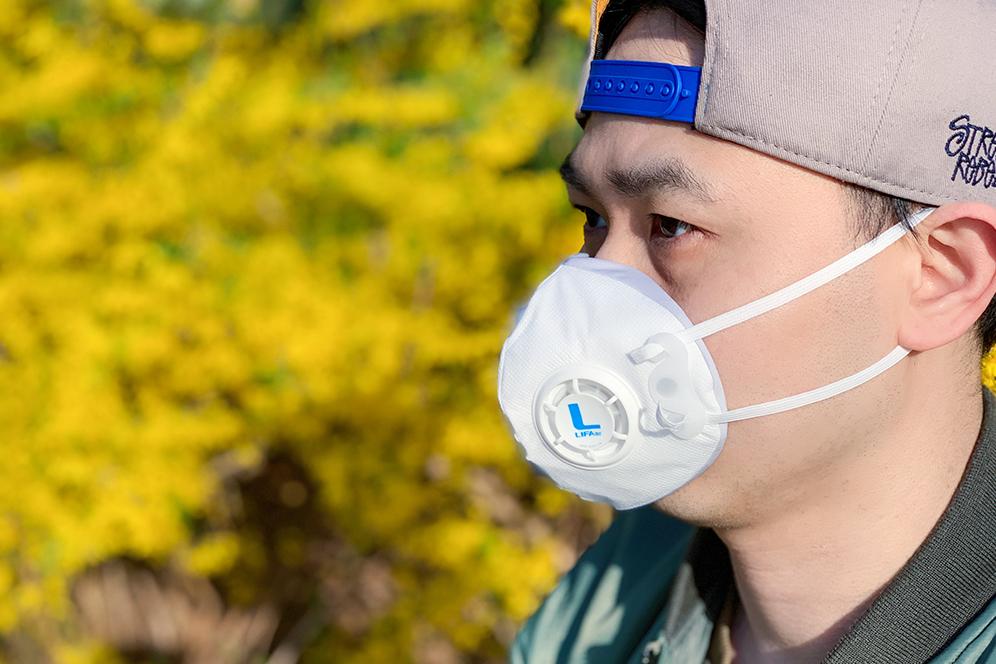 LIFAair防雾霾口罩体验?#20309;?#25140;过的最舒适的口罩
