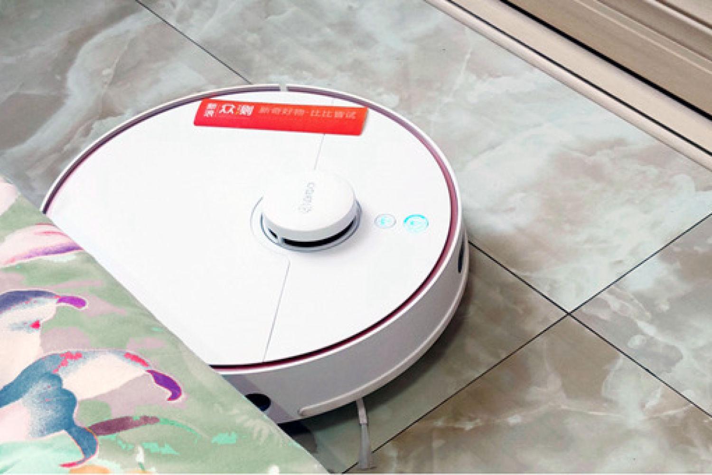 能扫也能拖,聪明又能干——扫地机器人新选择
