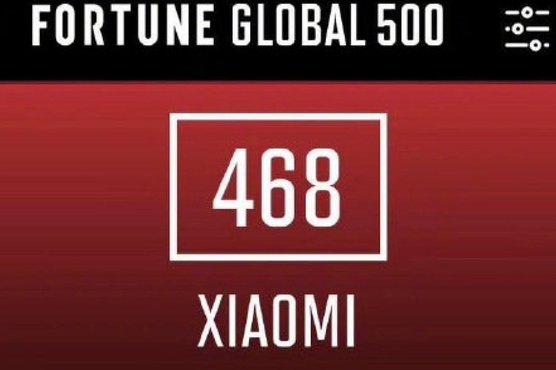 小米,中国史上最年轻的世界500强