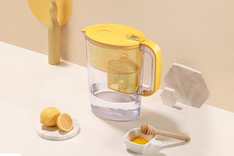 【轻体验】LAICA莱卡净水壶