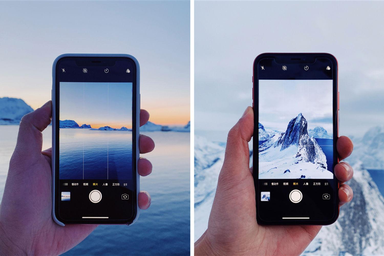 带上iPhone去旅行:挪威