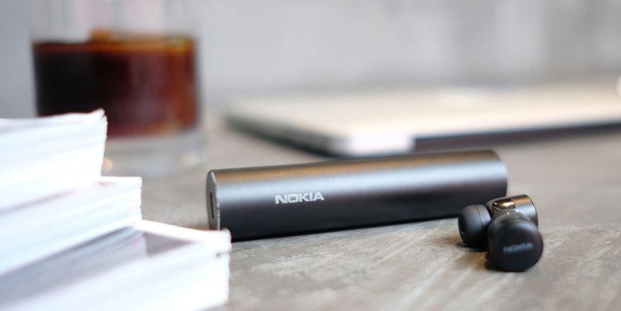 【轻体验】Nokia真无线耳机