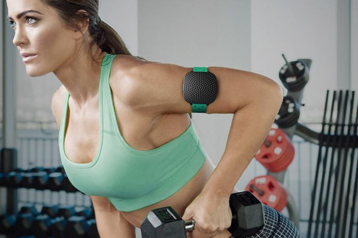 【3折限时抢】getwell智能肌氧监测仪
