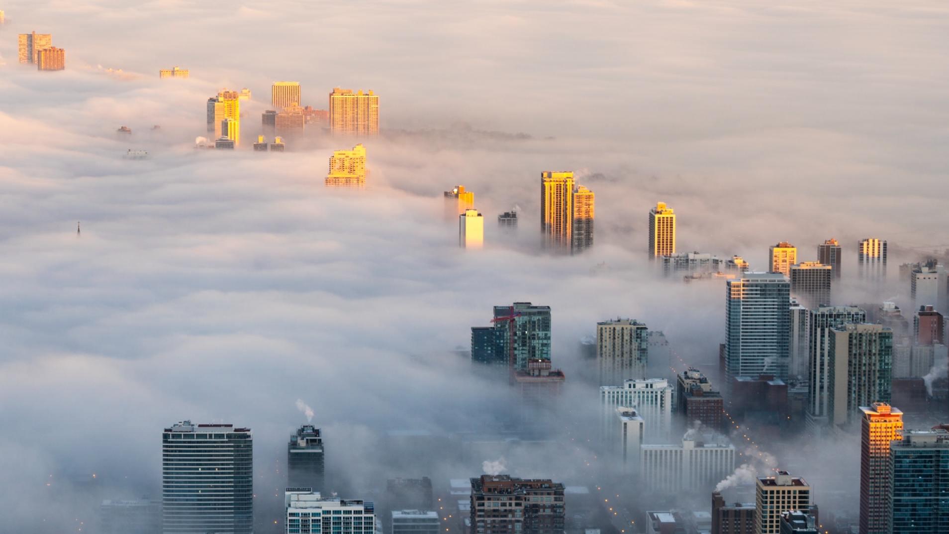 别厌弃阴天大年夜雾的观光|教你手机拍出意境美!