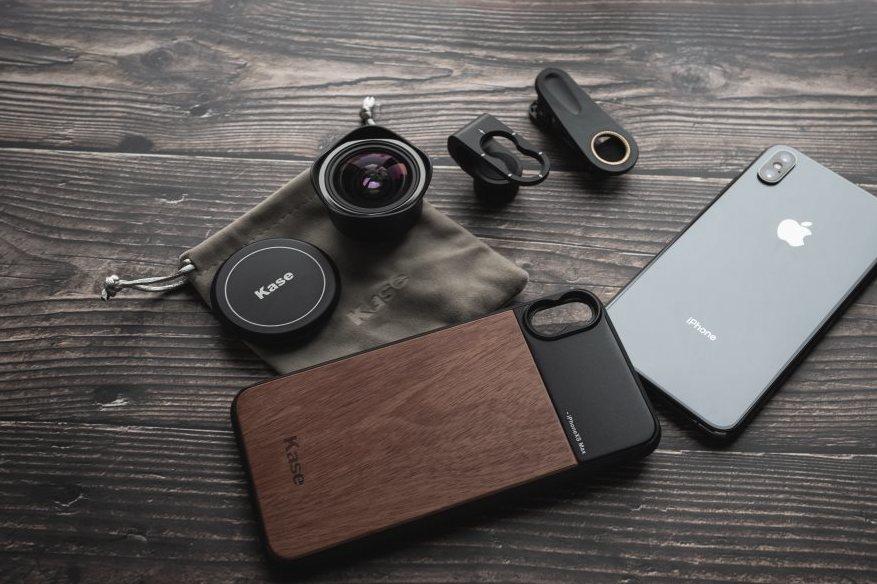 比IPhone11拍照更广Kase 12mm 超广角手机镜头