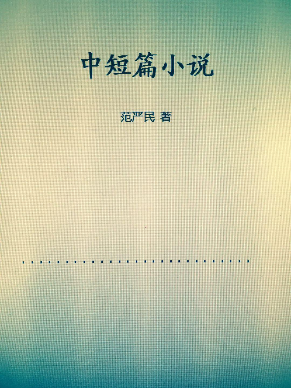 中短篇小说集