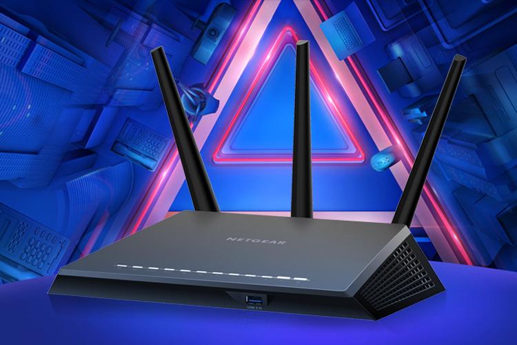 美国网件锛�NETGEAR锛�路由器免费试用,评测